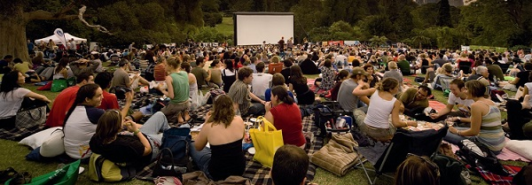 UBC Events Include Outdoor Movies