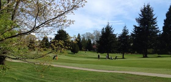 UBC Golf